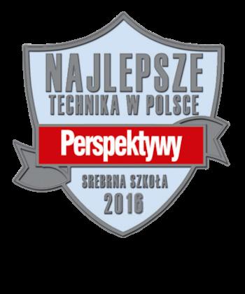 Srebrna szkoła 2016